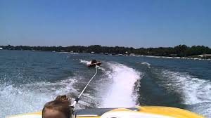 pulling tube with seadoo sportster 1 of 2 youtube