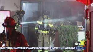 Fire Evacuation Plan For Beauty Salon by Strip Mall Fire Damages Business In Central Fresno Abc30 Com