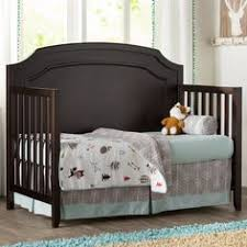 Rockland Convertible Crib Rockland Convertible Toddler Bed Espresso Jcpenney