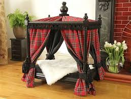 Pet Canopy Bed Pet Canopy Bed Furniture Favourites