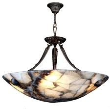 Inverted Pendant Lighting New Alabaster Bowl Pendant Lighting Alabaster Pendant Lights Circa