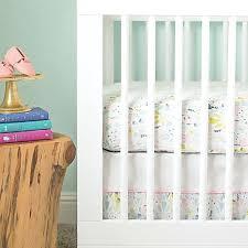 Pink And Teal Crib Bedding Yellow And Gray Baby Bedding Sarahdinkelacker