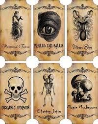 free black and white halloween printables vintage halloween