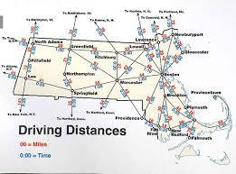 map usa driving distances map usa distance major tourist attractions maps