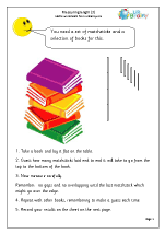 measurement maths worksheets for year 1 age 5 6