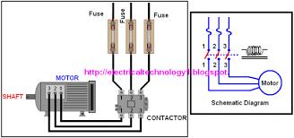 wiring diagram wiring diagram for motor starter 3 phase full