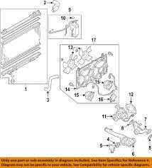 nissan altima water pump infiniti nissan oem 06 10 m45 engine water pump gasket 21014ar001