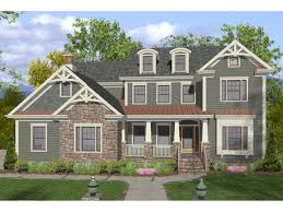 Craftman Style Home Plans by Ranch House Color Combinations House Plans Inspiring Western