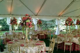 tent rental for wedding rent a wedding tent canopy chicago il chicago tent linen and