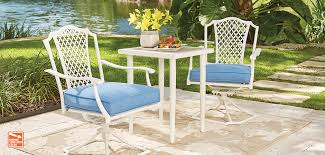 Small Space Patio Sets by Small Space Patio Collections At The Home Depot