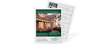 flyer property 2 sided flyer printing fedex office