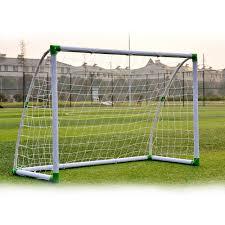 6 u0027 x 4 u0027 soccer goal with durable pvc frame u2013 includes nylon net