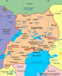 Lake Victoria Map About Us Embrace Uganda