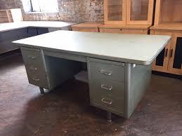 vintage tank desk algin office furniture