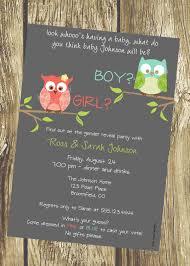 look whoo u0027s having a baby owl gender reveal party diy