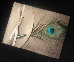 peacock wedding invitations 9 majestic peacock wedding invitations that are sure to impress