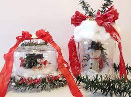 How To Make Christmas Light by Annes Papercreations Tutorial Christmas Snow Globe Ornament