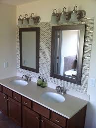 bathroom backsplash tile ideas modest modest glass tile backsplash in bathroom 81 best bath