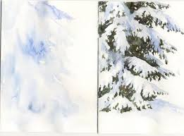 christmas cards in watercolor susie s watercolor christmas card ideas for painting cards