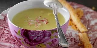 poireaux cuisine soupe de poireaux facile et pas cher recette sur cuisine actuelle