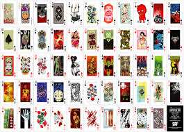 custom cards deck of cards designed by various artists available 2 http www