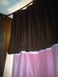How Long Are Shower Curtains Diy Extra Long Shower Curtain Maker Woman