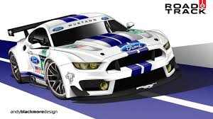 racing mustangs why ford should race the mustang at le mans motorsports