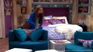 miley u0027s bed in hannah montana forever sleep space pinterest
