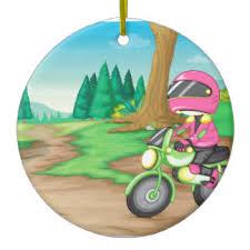 motorbike ornaments keepsake ornaments zazzle