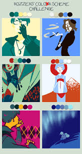 Colour Scheme by Color Scheme Challenge By Blue Fox On Deviantart