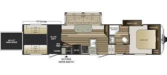 Sprinter 5th Wheel Floor Plans Cougar Xlite