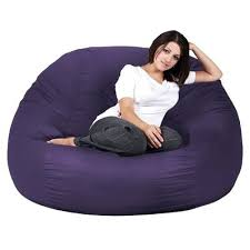 basketball bean bag chair bean bags a purple royal sack