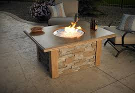 sand and water table costco exterior inspiring patio decor ideas with costco fire pit tabitha