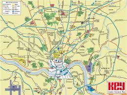 Map Columbus Ohio by Cincinnati Tourist Map Cincinnati U2022 Mappery