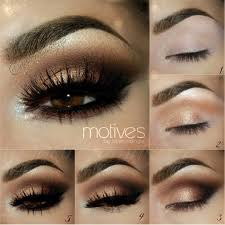 easy gold to bronze smokey eye tutorial this look is stunning x