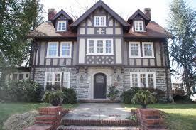 modern tudor house colors