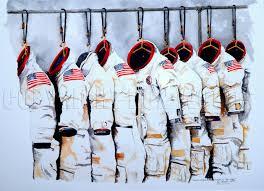 space suit technician ron woods iancalle