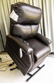 rent lift chairs recliners monthly only 195 00 monthly brown vin