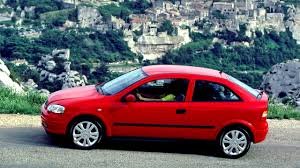 opel astra 2005 red opel astra 3 door g 1998 2004 youtube