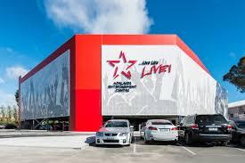 adelaide entertainment centre car park
