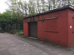 large garage lockup with land in port talbot neath port talbot