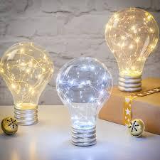 freestanding led light up bulb by thelittleboysroom