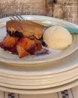 peach upside down cake emerils com