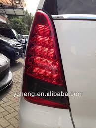 Depo Auto Lamp Indonesia by Vland Auto Led Tail Lamps For Toyota Innova 2012 2015 Rear Lights