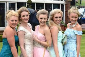 ladies shine in the chester race day rain manchester evening news