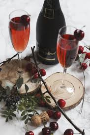 two delicious holiday champagne cocktail recipes bumpkin betty
