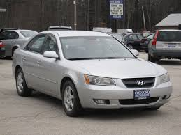 2006 used hyundai sonata 4dr sedan gls i4 automatic at concord