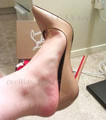 rant a disaster with the famed christian louboutin pigalle 120
