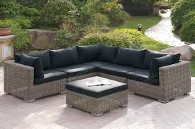 6 Piece Patio Set by 418 6 Pcs Outdoor Set Silver State Furniture