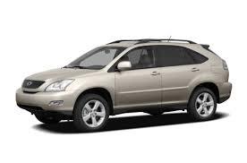 2007 lexus rx 350 overview cars com
